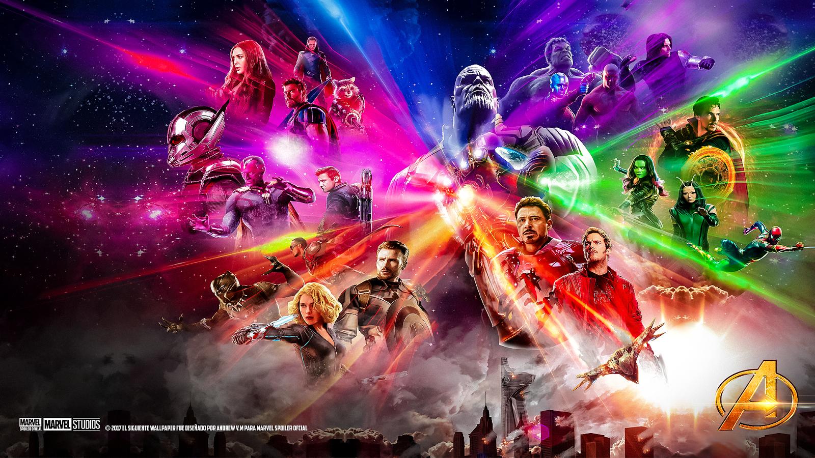 Marvel spoiler oficial - Wallpaper avengers 3d ...