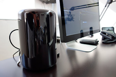Estación trabajo Mac Pro