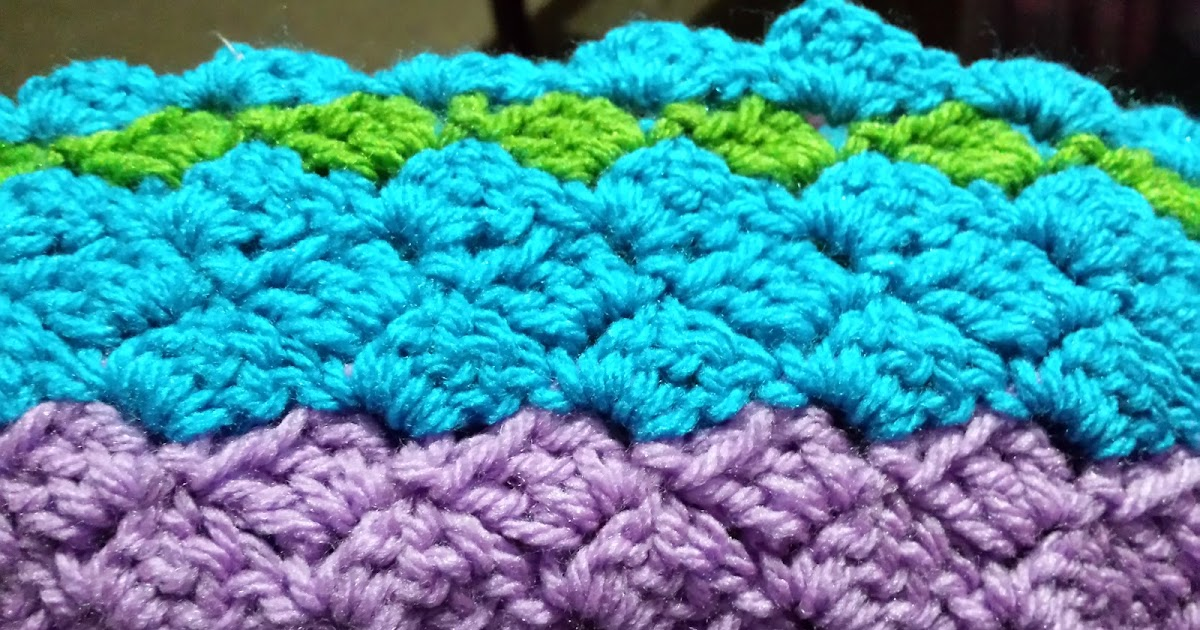 Crochet Temperature Blanket : Blooming Lovely: WIP - Crochet - Temperature Blanket - Week 33
