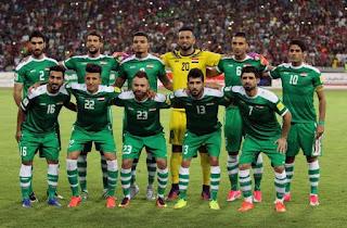 مباراة العراق وسوريا  اليوم الثلاثاء 27-3-2018 في بطولة الصداقة الدولية.
