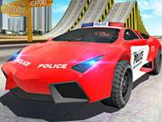 لعبة اكشن سيارة الشرطة