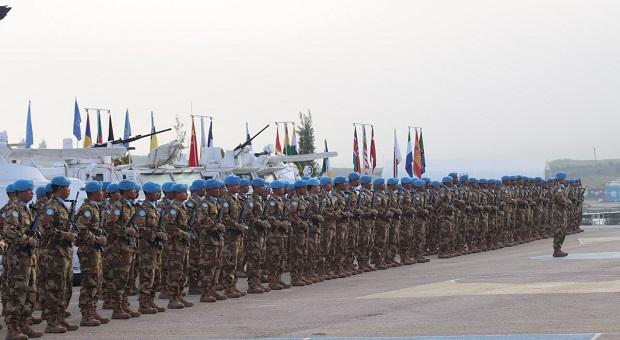 Garuda Indobatt Peringati HUT Ke-72 TNI AU di Lebanon