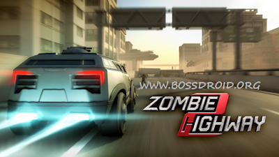 Download Game Zombie Highway 2 Mod Apk + Data Terbaru Versi 1.4.3 for Android
