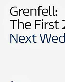 Grenfell: The First 24 Hours (2018)