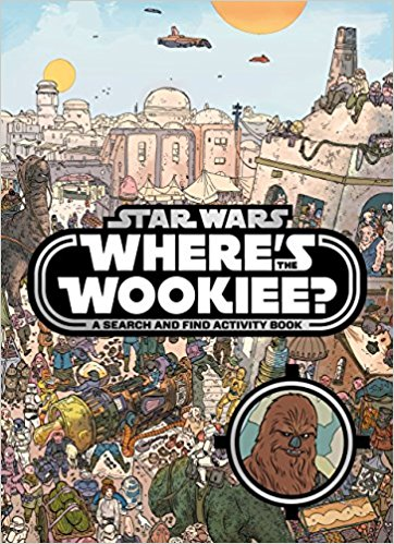 Star Wars Where's Wookie