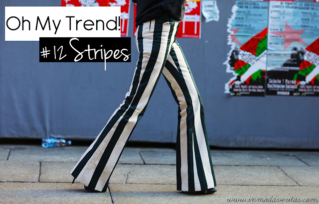 In Moda Veritas - OH MY TREND! #12 Stripes