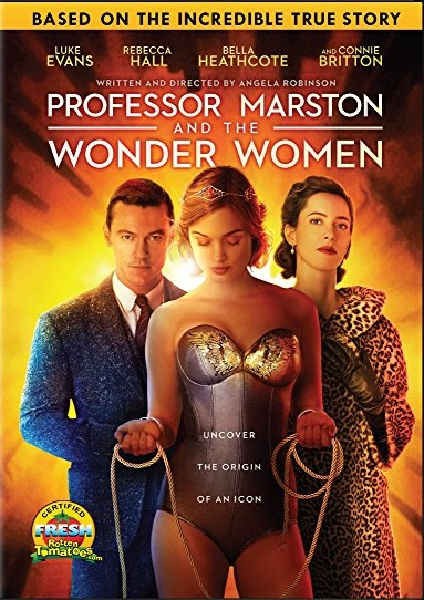 Professor Marston And The Wonder Women [Latino]