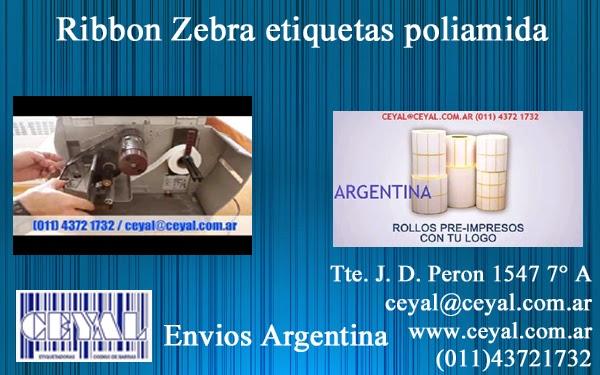 Argentina etiquetado para gestion en depositos Haedo buenos aires