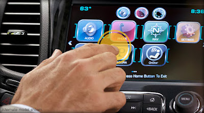 Chevrolet MyLink Technology Available at Graff Chevrolet Okemos