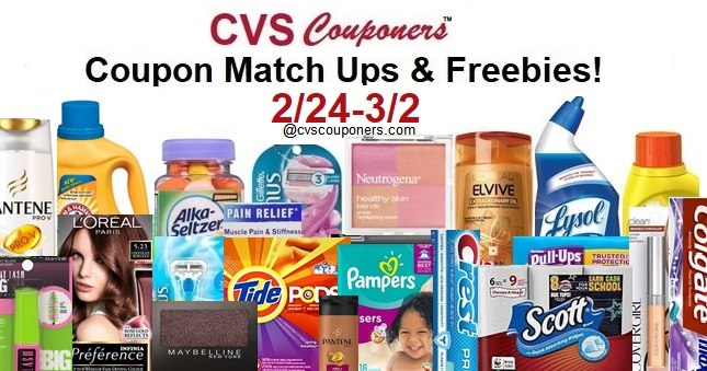 http://www.cvscouponers.com/2019/02/cvs-coupon-matchup-deals-224-32.html