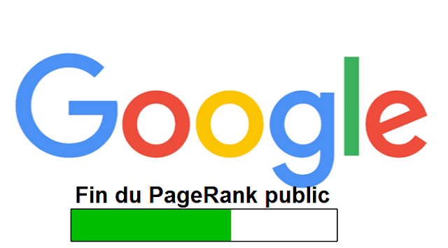 Clap de fin officiel pour le PageRank public via Google Toolbar