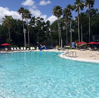 Disney All Star Resort pool