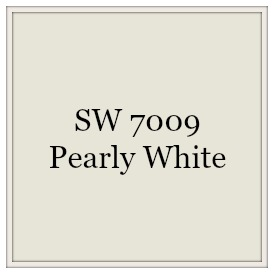 master bedroom makeover-Pearly White Paint-Sherwin Williams-from my front porch to yours