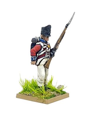 28mm Coldstream Guards Waterloo