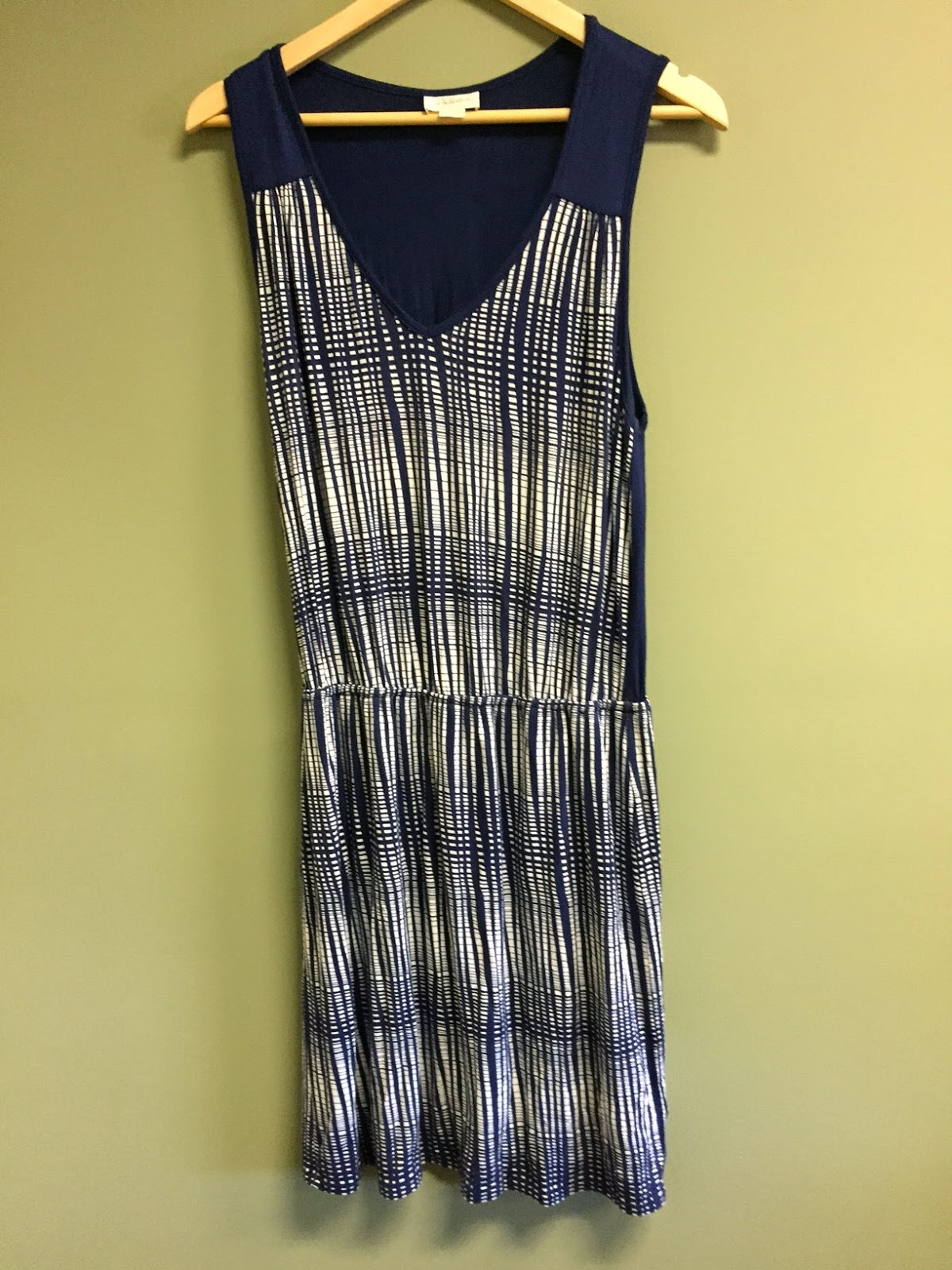 065f24c9614e  SOLD Anthropologie Janie Jersey Dress Size M -  30 shipped