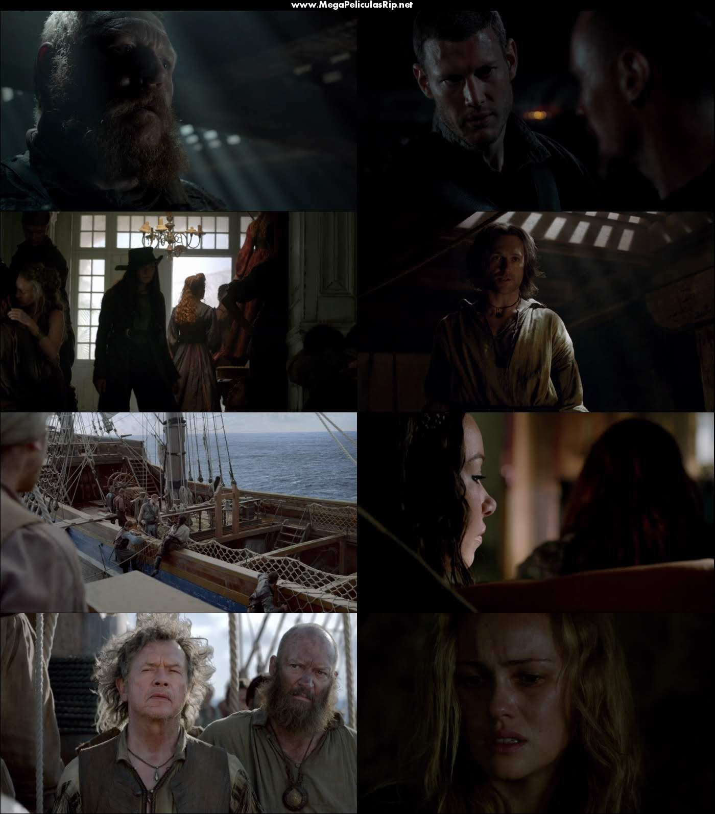 Black Sails Temporada 3 720p Latino