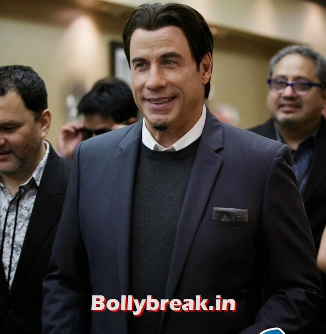 John Travolta, IIFA Awards 2014 Pics