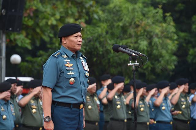 Mabes TNI Berangkatkan 692 Pemudik Bareng Tahun 2018