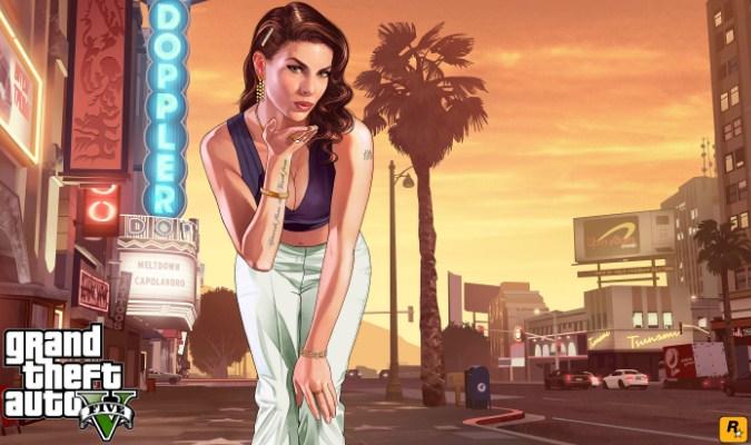 Game Komputer (PC) - Grand Theft Auto V