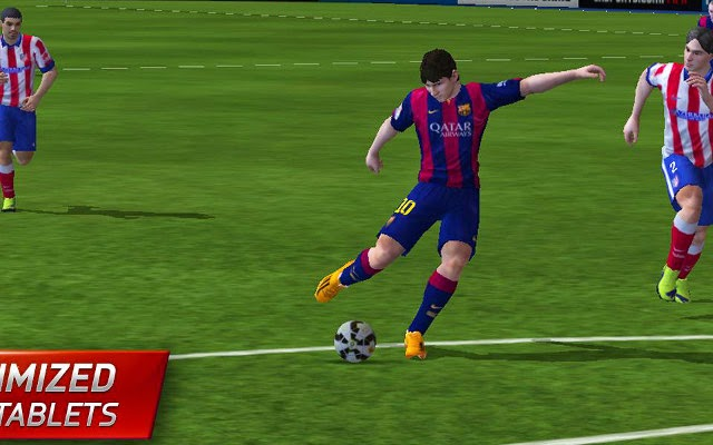 FIFA 2015 Ultimate Apk Data Android Game Free Download