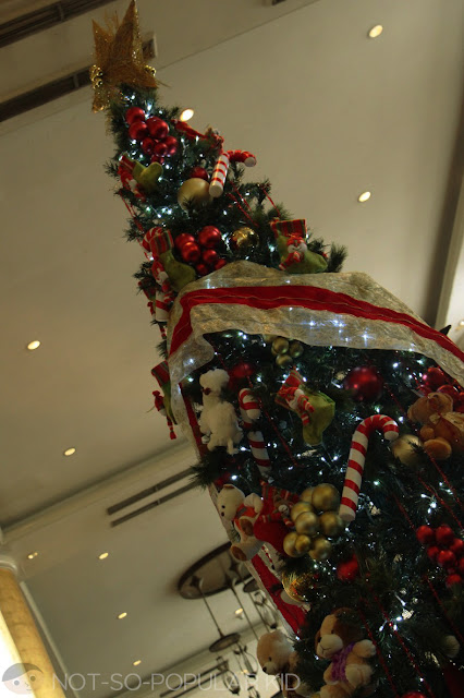 Dusit Thani Christmas Tree