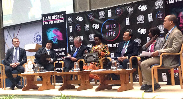 Indonesia dorong upaya Internasional perangi perdagangan satwa liar