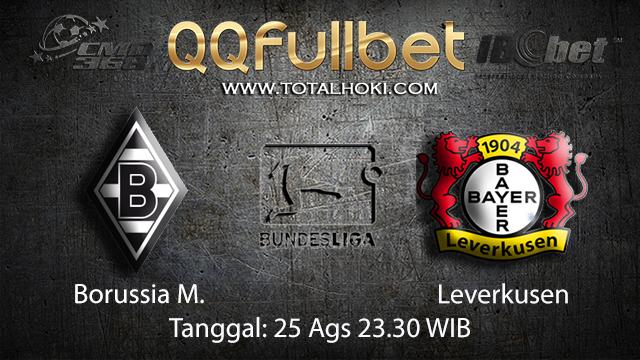 Prediksi Bola Jitu Borussia Monchengladbach vs Leverkusen ( German Bundesliga )