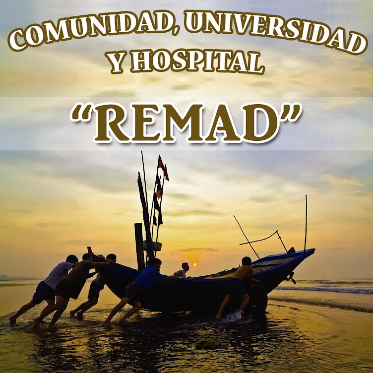 Comunidad, Universidad y Hospital REMAD