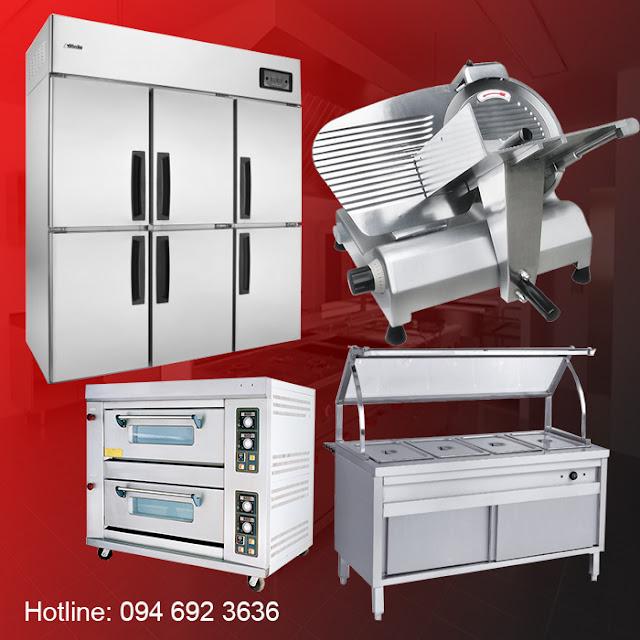 thiết bị bếp công nghiệp