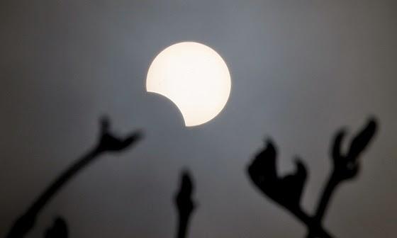 Részleges napfogyatkozás lesz Magyarországon