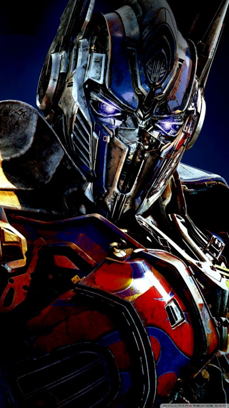 Bumblebee vs Optimus Prime Transformers The Last Knight ❤ 4K HD