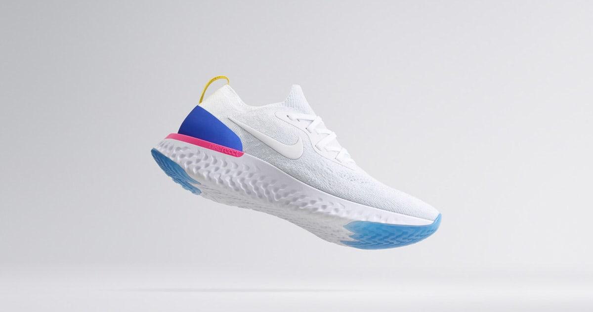 f6a940ea7086 Nike Epic React Flyknit