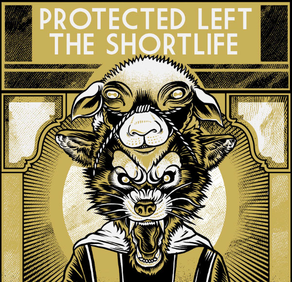 Protected Left and The Shortlife stream new split