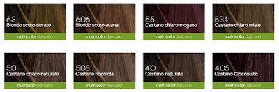 BIOKAP Nutricolor Delicato brown selections