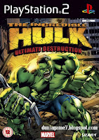 The Incredible Hulk: Ultimate Destruction iso
