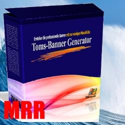 Toms Bannergenerator MRR kaufen