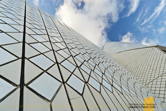 Sydney Opera House Australia Roof Details