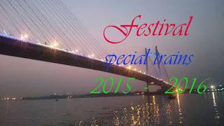South Western Railway :: Festival Special Trains 2015-2016
