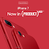 Apple Launched iPhone 7 and iPhone 7 Plus in Red Variants