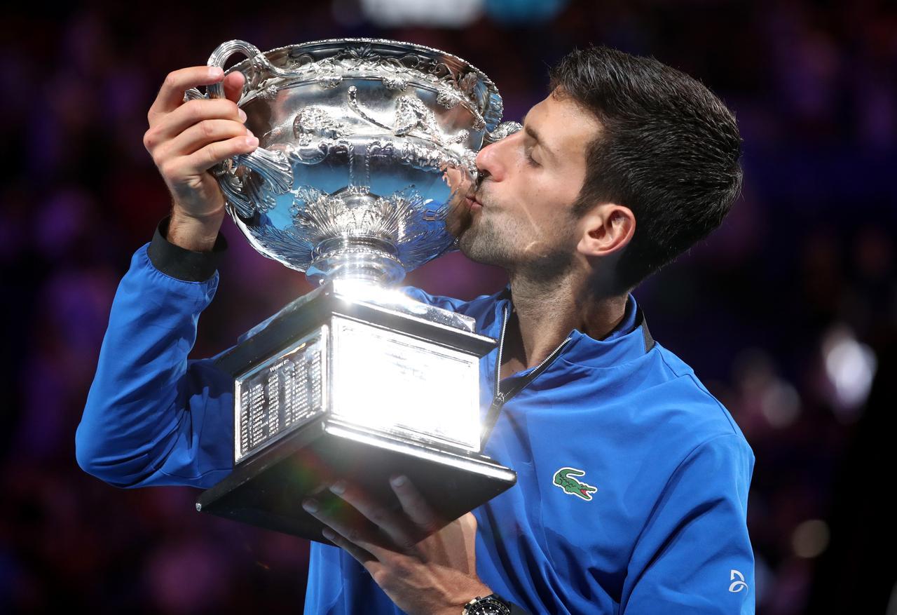 SPORTS: Australian Open Men Tennis 2019 Champion - What ...