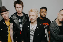 Sum 41 Officially Joins Hopeless Records!