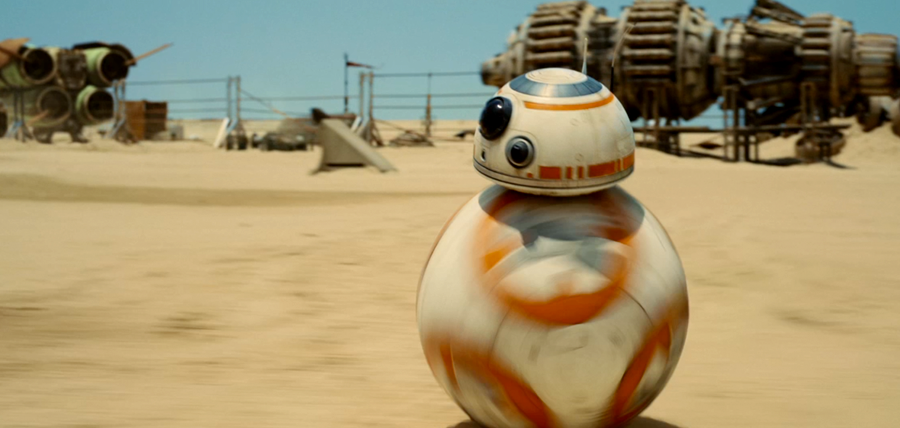 Star Wars: The Force Awakens - Robot nou