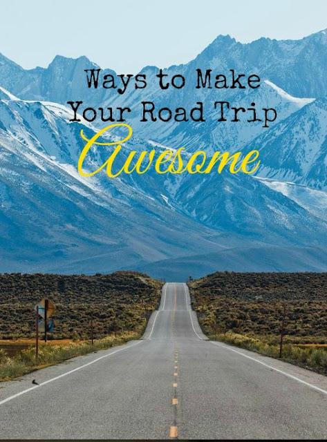 road trip tips
