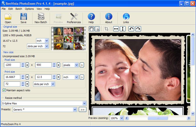 photozoom professional 4.1.4