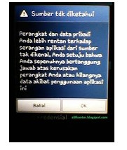 Mengatasi Instal Terblokir di Android Terbaru