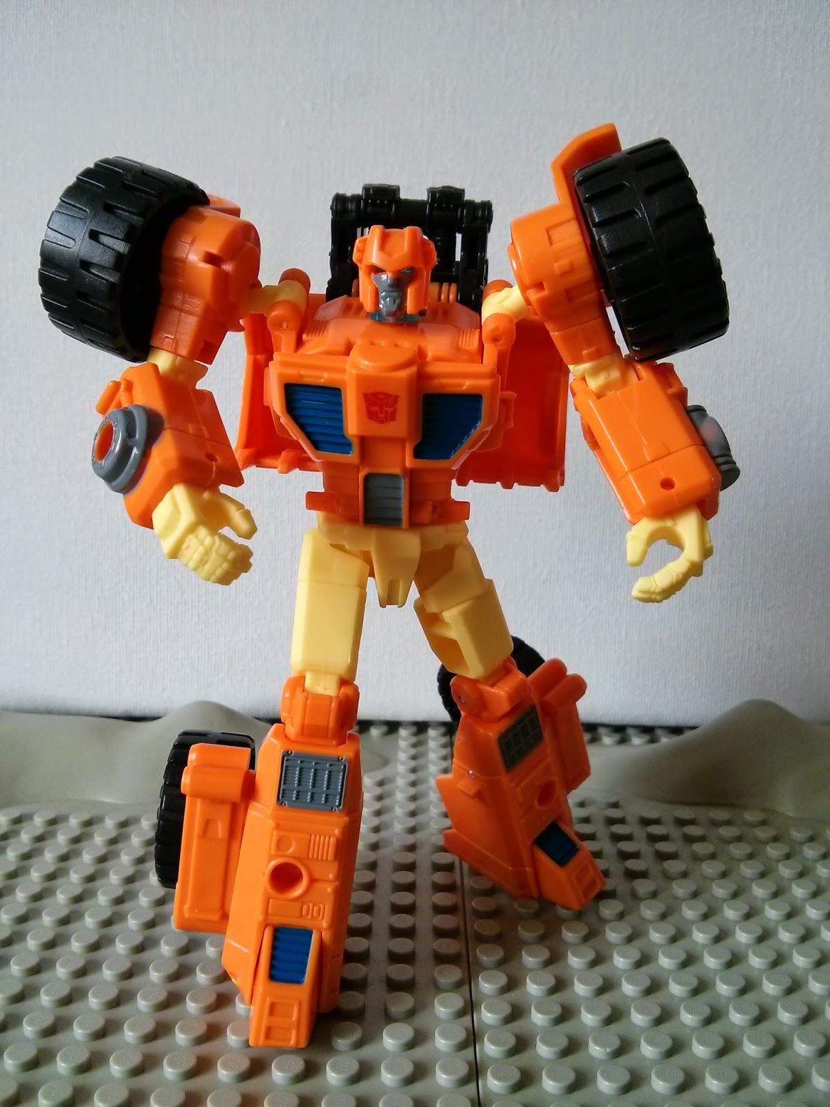 the robot mode