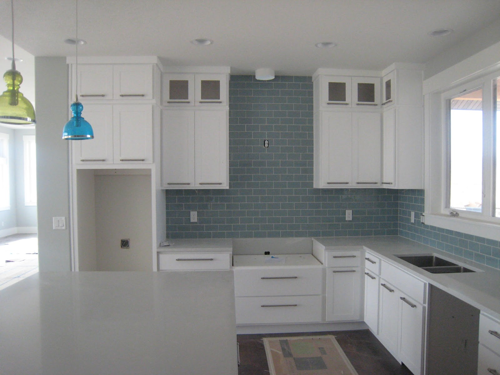 Kitchen Floor Ming Lights