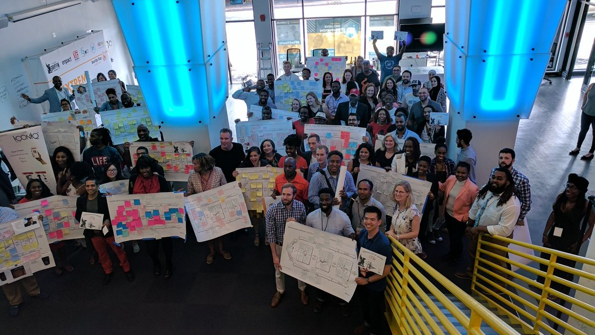 eBay Startup Cup by Kari Nelson, Impact Investing Intern