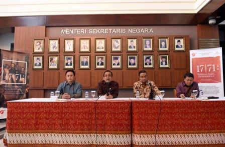 Istana Kepresidenan Untuk Pertama Kalinya Akan Pamerkan Karya Lukis dan Koleksi Seni Rupa Kepresiden
