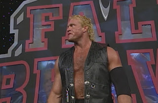 WCW Fall Brawl 1999 - Sid Vicious faced Chris Benoit for the US title